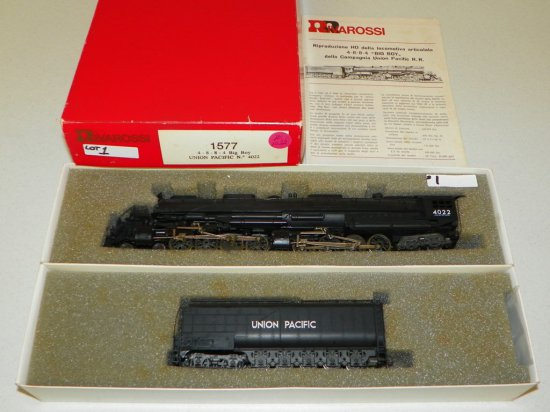 HO Rivarossi #1577 Union Pacific 4-8-8-4 Big Boy No.4022 w/OB