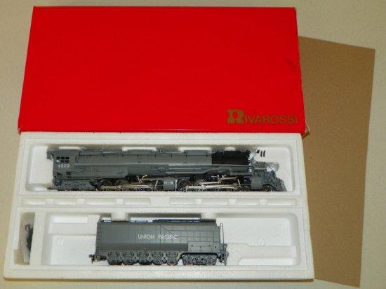 HO Rivarossi #5415 Union Pacific 4-8-8-4 Big Boy No.4002 w/OB