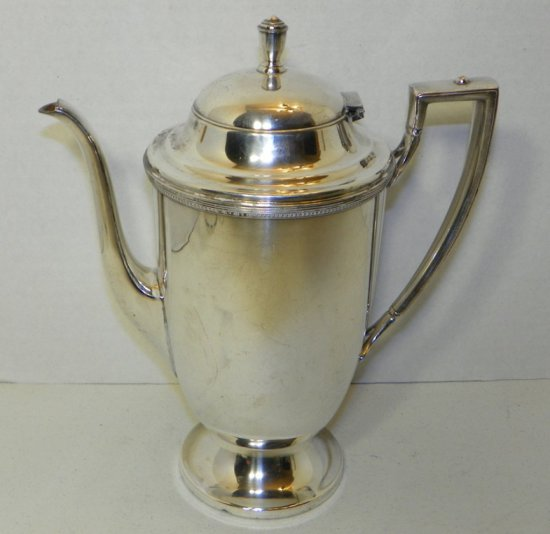 Wm.Rogers Madison 5801 Silverplate Coffee Pot