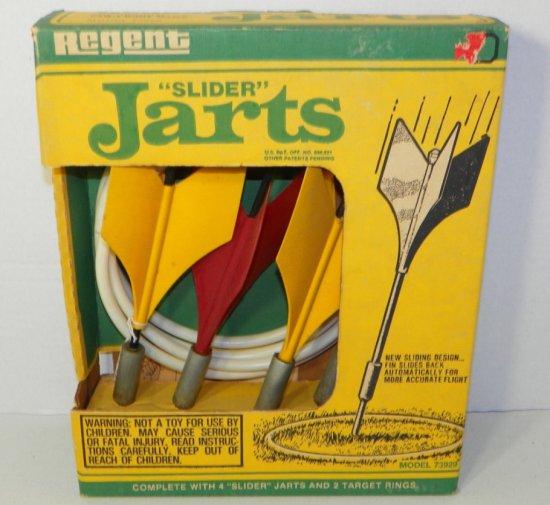 Regent Slider Jarts Lawn Dart Game Boxed