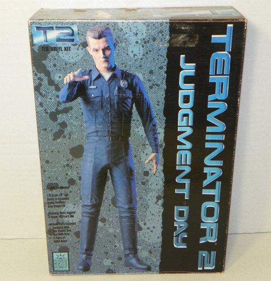 "Terminator 2 Judgment Day T-1000 15"" Vinyl Model Kit 1991 Sealed"