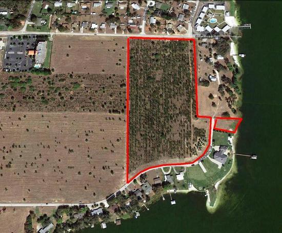 700 S Lakeview Rd. & 183 Alderman Dr., Lake Placid, FL 33852