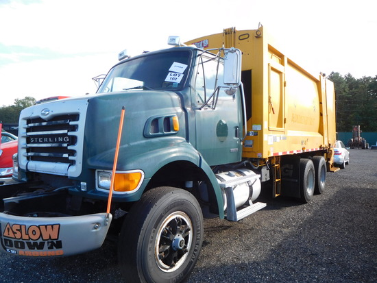 2007 Sterling Garbage Truck