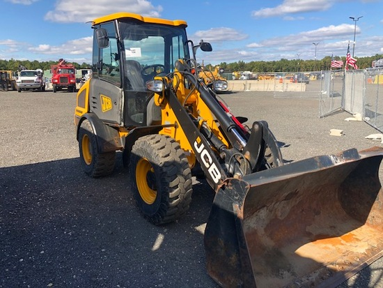 2014 JCB 407 T4 Compact Wheel loader