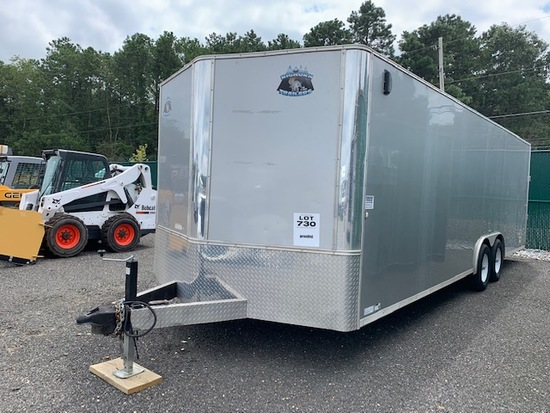 2018 R&M 24 foot Enclosed trailer