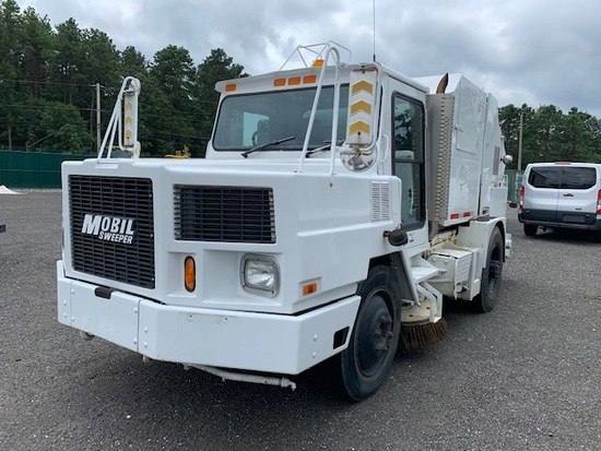 1996 Athey Mobile Sweeper