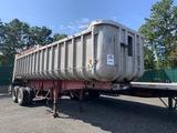 1970 Fruehauf demo dump trailer