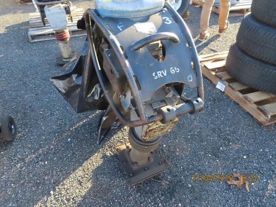 Weber SRV66 Jumping jack