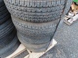 Lot of Trailer Tires and Rims