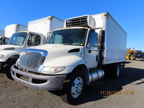 2012 INTERNATIONAL 4300 REEFER TRUCK
