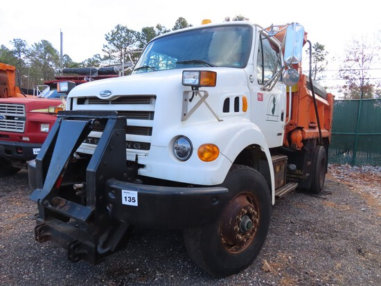 2002 Sterling Single Axle Dump