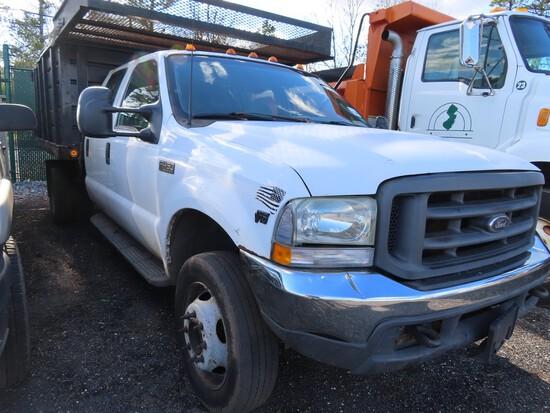2000 Ford F-450 Rack Truck