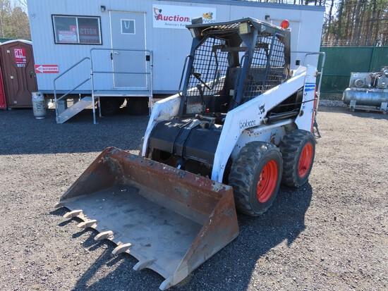 Bobcat 763 Skid Steer