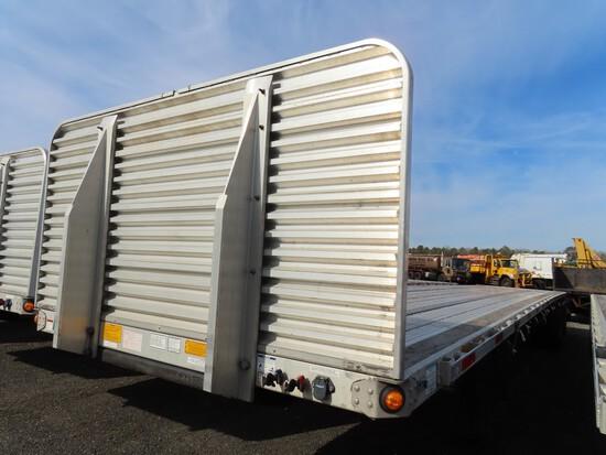 2018 Utility FS2CHA 48x102 Flat Deck Trailer