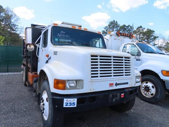 1994 International 4900 Crash Truck