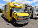 2014 Chevy Express 4500 Bus