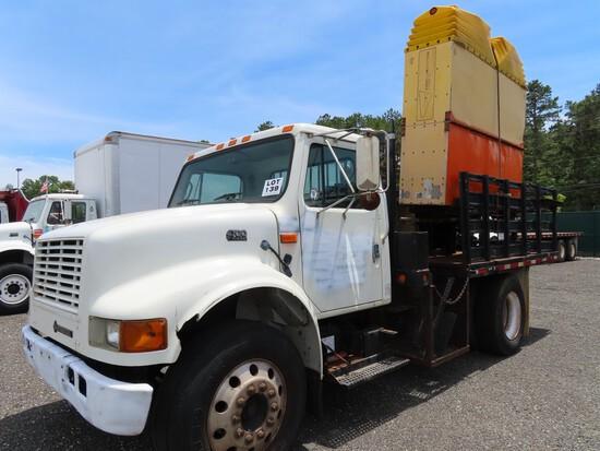 International 4700 Crash Truck