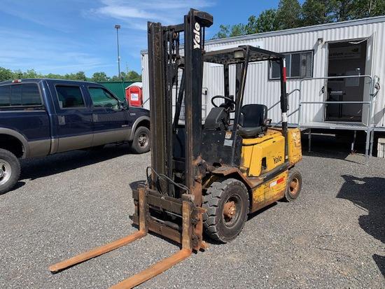 2000 Yale GP050RG Forklift 5000lbs
