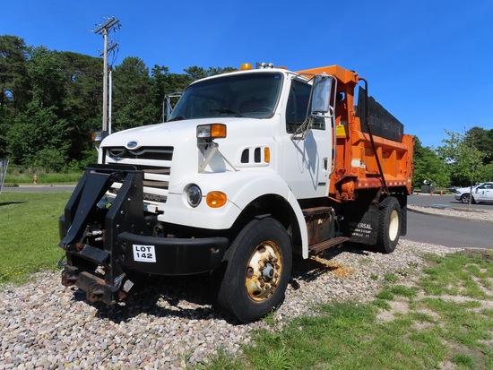 2003 Sterling Single Axle Dump