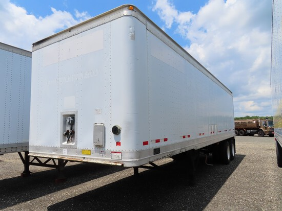 2000 Great Dane 32' Dry Van Trailer