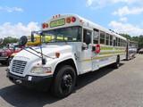 2008 Blue Bird School Bus