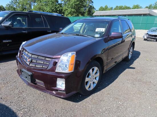 2009 Cadillac SRX4