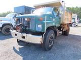 GMC Topkick Single Axle Dump w/ Plow