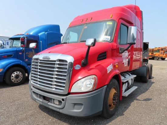2013 Freightliner  Cascadia Tandem (JACKSON NJ)