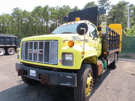 2002 GMC C6500 Crash Truck (JACKSON NJ)