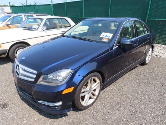 2013 Mercedes C300 (JACKSON NJ)