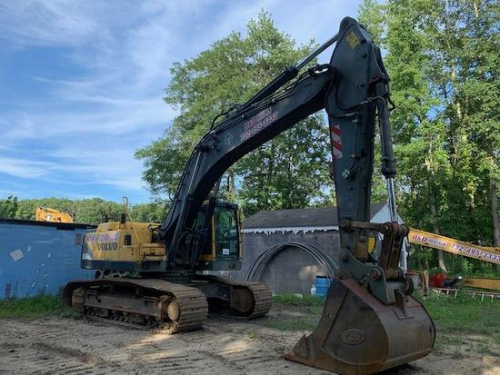 Volvo EC330BLC Excavator (FARMINGDALE NJ)