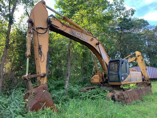 Case 9050B Excavator (FARMINGDALE NJ)