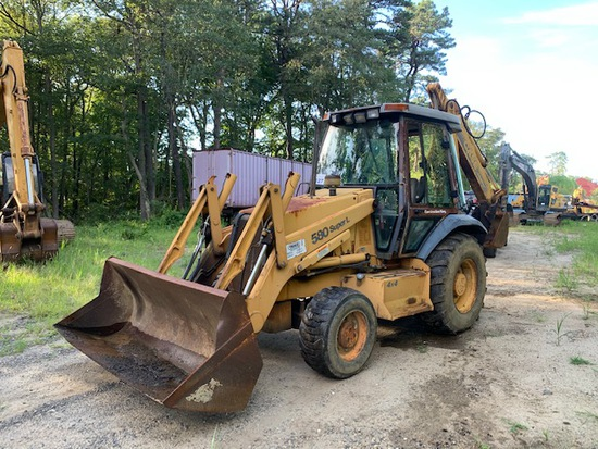 Case 580 Super L Backhoe (FARMINGDALE NJ)