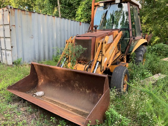 Case 580K Backhoe (FARMINGDALE NJ)