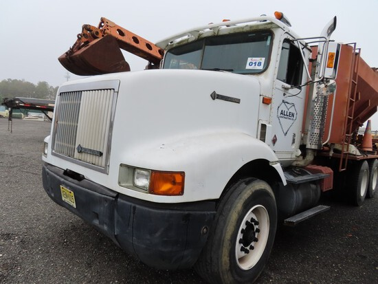 1994 International 9200 Concrete Truck
