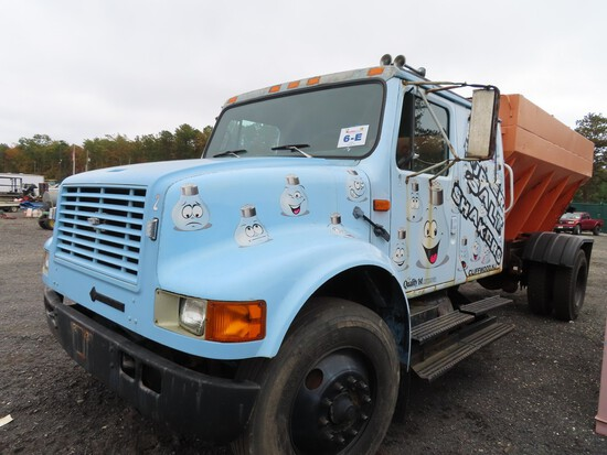 1995 Internation 4700 Salt Truck
