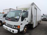 2001 GMC W3500 Box Truck