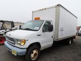 1999 Ford E-350 Box Truck