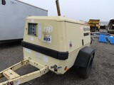 Ingersoll-Rand P185 Tow Behind Compressor