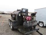 SealMaster Tar Tank Trailer (No Title)