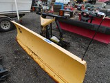 9' Fisher Plow w/ Harness and controls