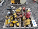Misc Lot of plow parts and pumps