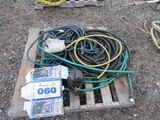 Submersible Utility Pump w/ Hoses