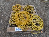 Lot of Extension Cords Approx. 5