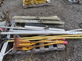 Lot of Concrete Tools