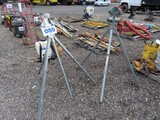 2 Road Sign Tripods