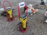 Bosch Electric Jackhammer