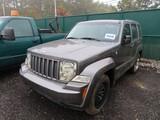2013 Jeep Liberty (Junk Title)