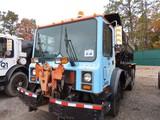2003 Mack MR688S Salt Truck