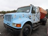 1995 Internation 4700 Salt Truck